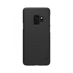 Husa Samsung Galaxy S9 2018 Carcasa Spate Premium Nillkin Frosted Negru4