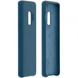 Husa Samsung Galaxy S9 2018 Carcasa Spate X-Level Thin Soft TPU Premium Bleumarin1