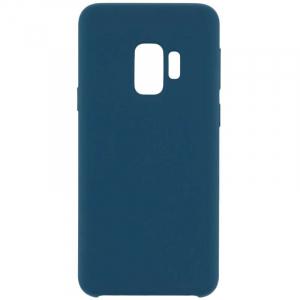 Husa Samsung Galaxy S9 2018 Carcasa Spate X-Level Thin Soft TPU Premium Bleumarin0