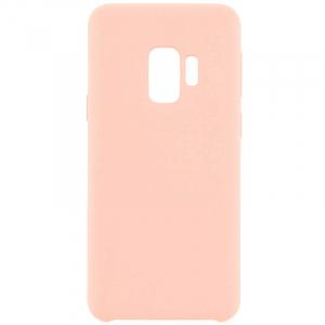 Husa Samsung Galaxy S9 2018 Roz Silicon Slim protectie Premium Carcasa