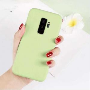 Husa Samsung Galaxy S9 2018 Verde Silicon Slim protectie Premium Carcasa2