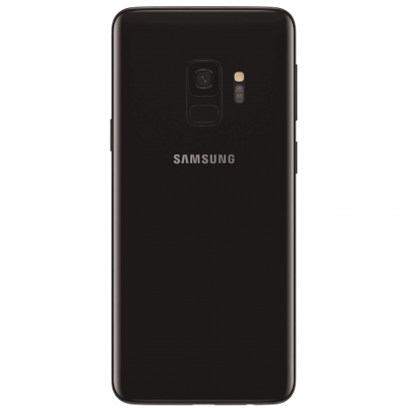 Husa Samsung Galaxy S9 Flip Oglinda Argintiu Tip Carte Clear View [4]