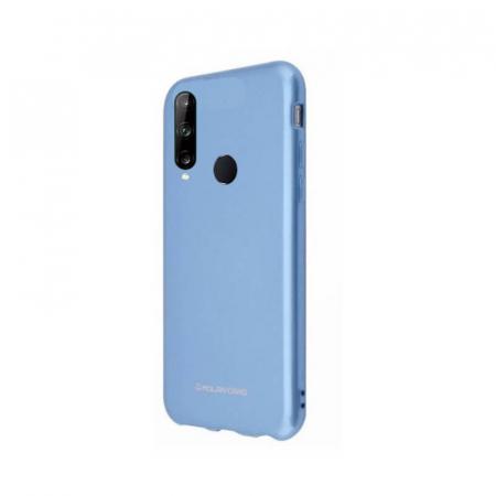 Husa Huawei Y7P Silicon Albastru Hana Pearl