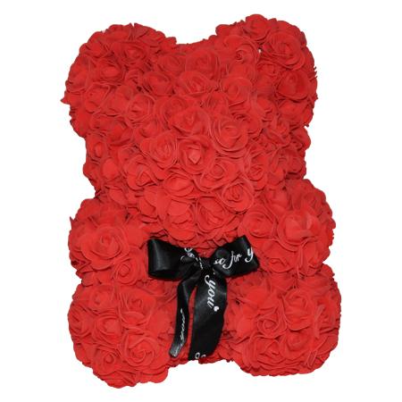 Ursulet din Trandafiri Rosu [0]