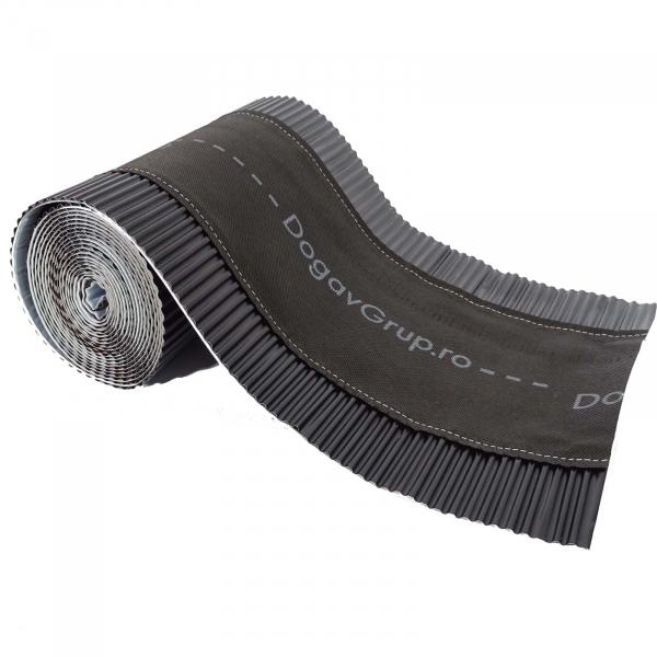 Banda ventilare coama GEO VENT - pentru tigla ceramica sau din beton 0