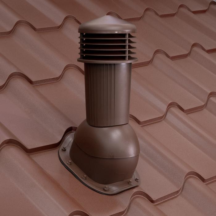 Cos ventilare tigla metalica N [2]