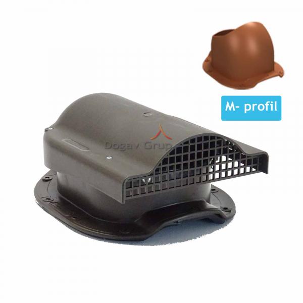 Element ventilare - tigla metalica M 0