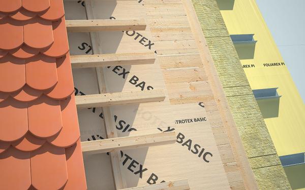 Strotex BASIC 115 gr, folie difuzie pentru acoperis 3