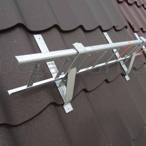 Parazapada grilaj 3m ZN - tigla metalica 4