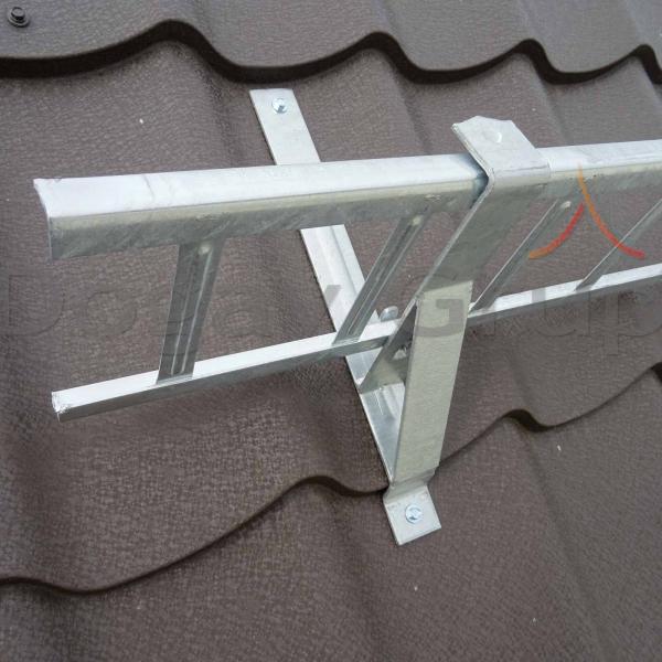 Parazapada grilaj 3m ZN - tigla metalica 5