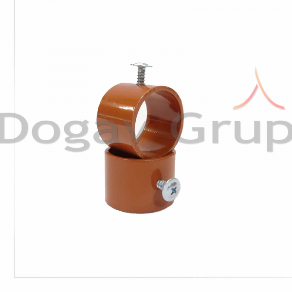 Parazapada cilindrica 2m - tigla ceramica / beton 9