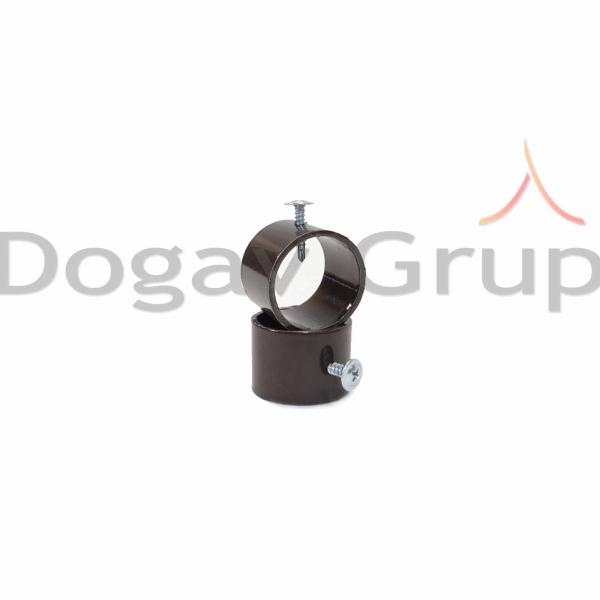 Parazapada cilindrica 2m - tigla metalica 10
