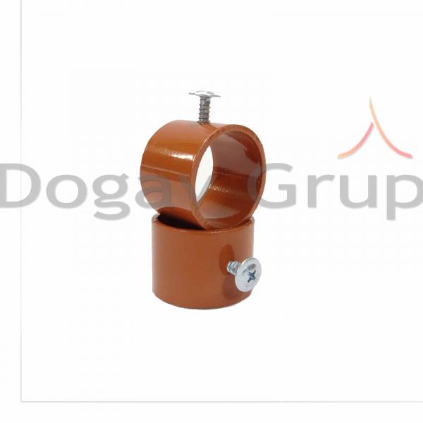 Parazapada cilindrica 2m - tigla metalica 9