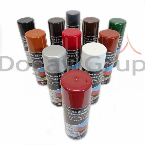 Spray corector pentru tigla metalica - 400 ml LUCIOS 0