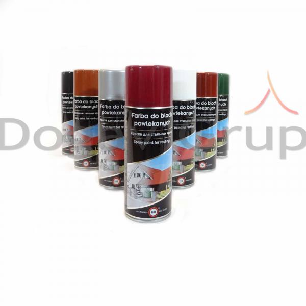 Spray corector pentru tigla metalica -  400 ml MAT 0