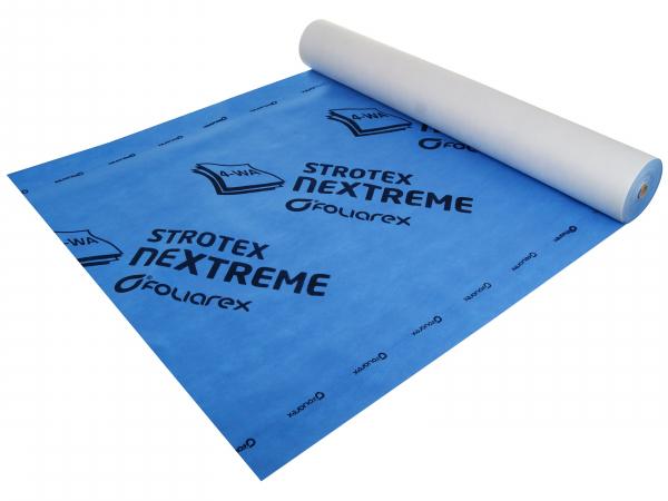 Strotex Q Nextreme 200 gr, folie difuzie pentru acoperis 2