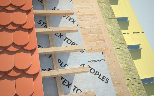 Strotex Toples 95 gr, folie difuzie pentru acoperis 1