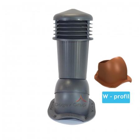 Cos ventilare tigla metalica [0]