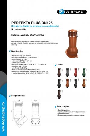 Cos ventilare tigla metalica [1]