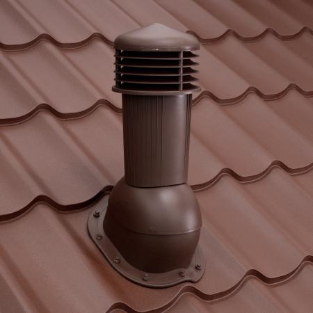Cos ventilare tigla metalica [4]