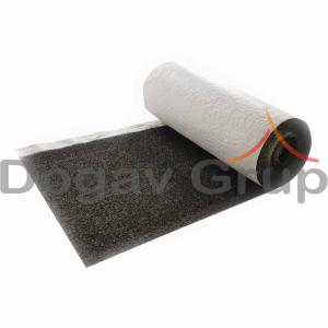 Membrana cu covor de ventilatie pentru tabla faltuita Ventia N Metal0