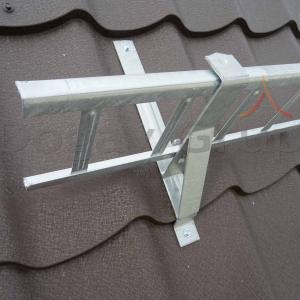 Parazăpadă grilaj 3m, Zincat pentru țiglă metalică5