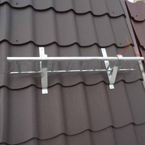 Parazăpadă grilaj 3m, Zincat pentru țiglă metalică3