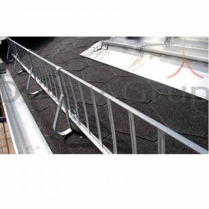 Parazapada grilaj 3m Zincat pentru tabla cutata/sandwich panel3