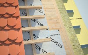 Strotex Toples 95 gr, folie difuzie pentru acoperis1