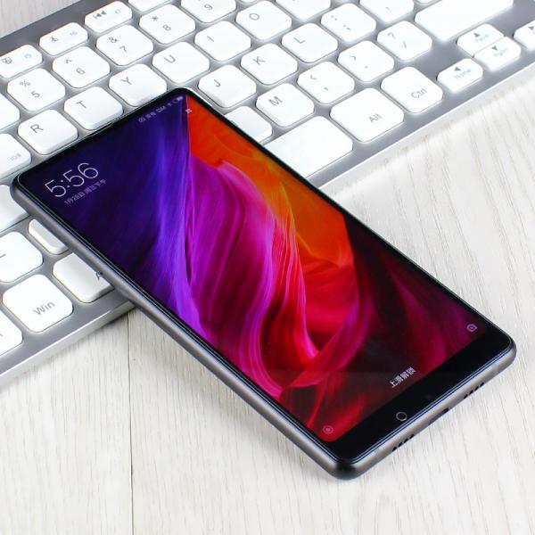 Folie sticla securizata Full Glue pentru Xiaomi Mi Mix 2, Negru 1
