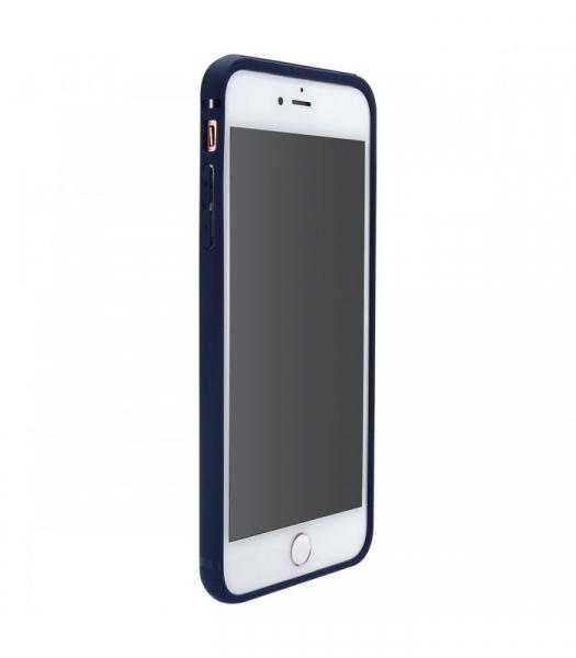 Capac de protectie Baseus Hidden Bracket pentru iPhone 7, Albastru [3]