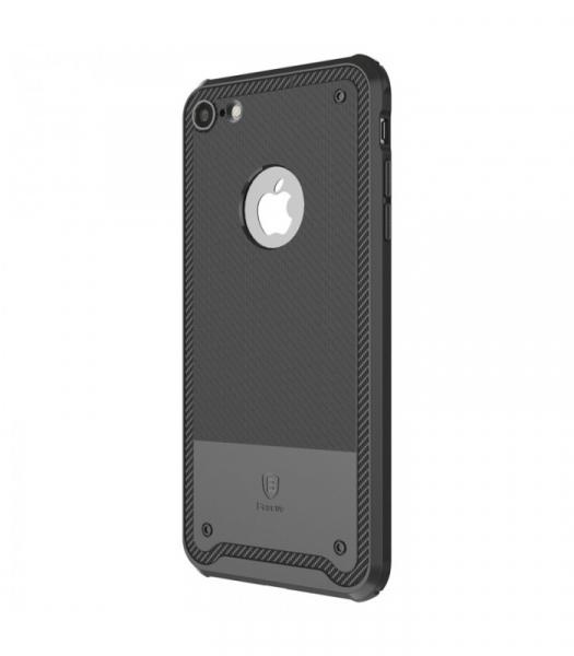 Capac de protectie Baseus Shield Case pentru iPhone 8, Negru 1