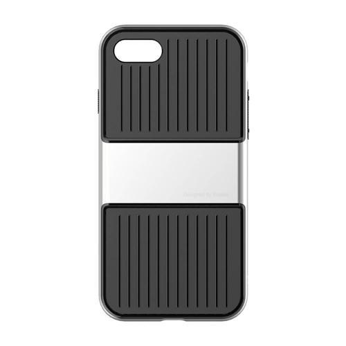 Capac de protectie Baseus Travel Case pentru iPhone 7, Argintiu 2