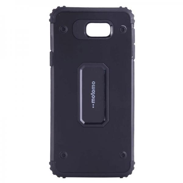 Capac de protectie Samsung Galaxy A3 (2017), Motomo Armor Hybrid, Negru - Copie - Copie 0