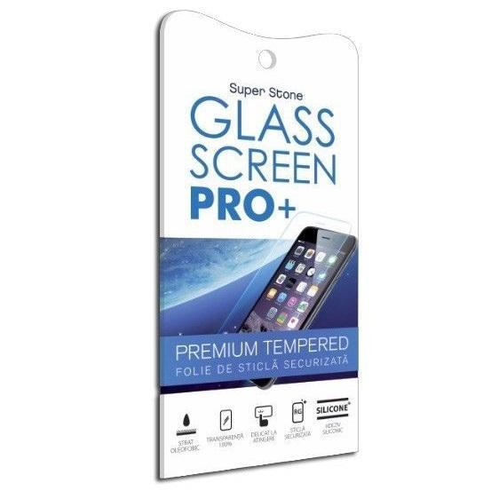 Folie de protectie sticla securizata Super Stone pentru Apple iPhone 4 / 4S 0