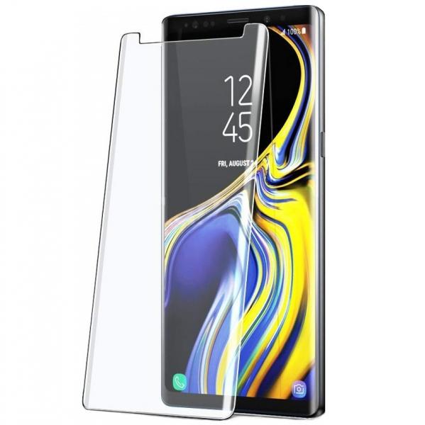 Folie sticla curbata UV Full Glue Samsung Galaxy Note 9 [0]