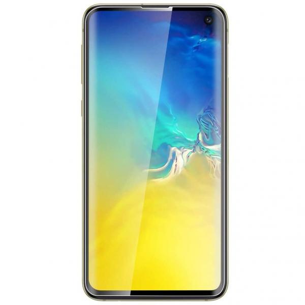 Folie sticla Samsung Galaxy S10e Full Cover Full Glue, Negru [1]