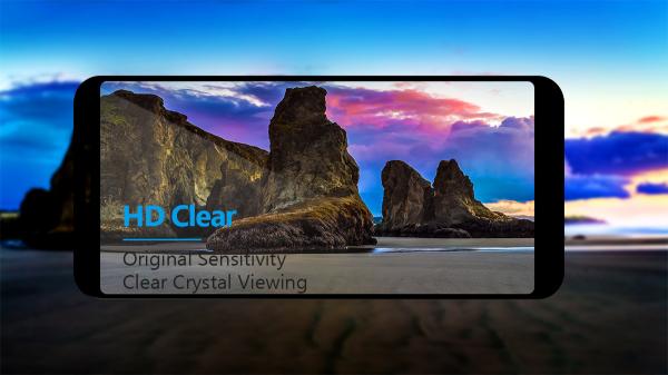 Folie sticla securizata 5D Full Glue Samsung Galaxy A6 (2018), Negru 3
