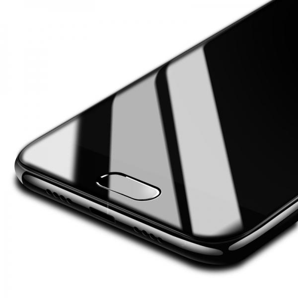Folie sticla securizata 5D Full Glue Xiaomi Mi 6, Negru 1