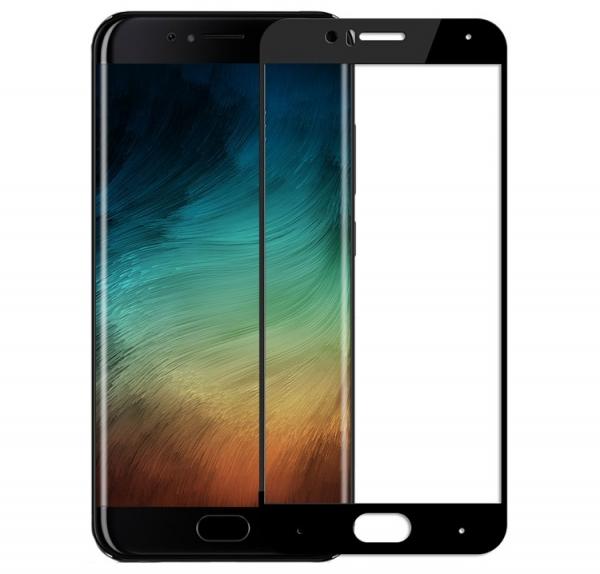 Folie sticla securizata 5D Full Glue Xiaomi Mi 6, Negru 0