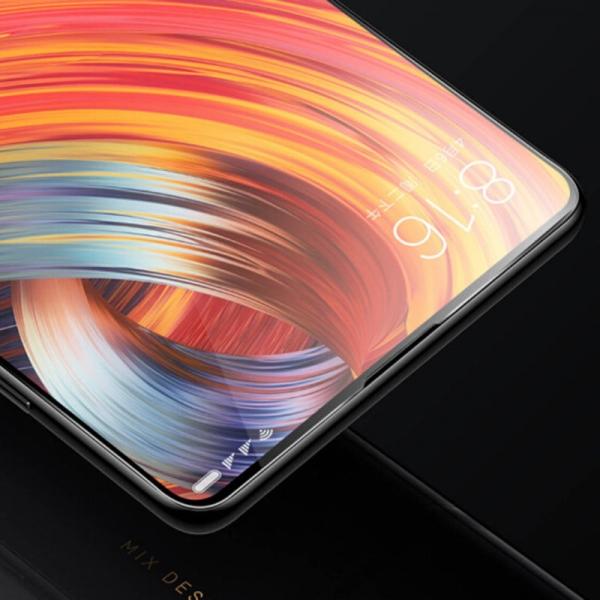 Folie sticla securizata 5D Full Glue Xiaomi Mi Mix 2, Negru 4
