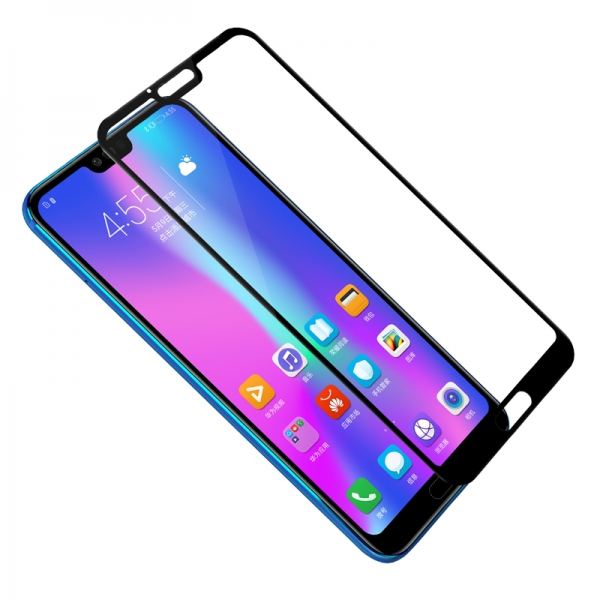 Folie sticla securizata Full Glue Huawei Honor 10, Black 1