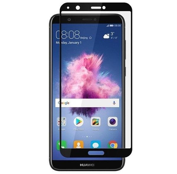 Folie sticla securizata Full Glue Huawei P Smart, Negru 0