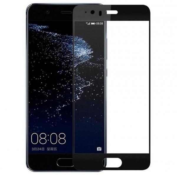 Folie sticla securizata Full Glue Huawei P10 Plus, Black 0