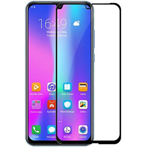 Folie sticla securizata Full Glue pentru Huawei Honor 10 Lite, Negru 0