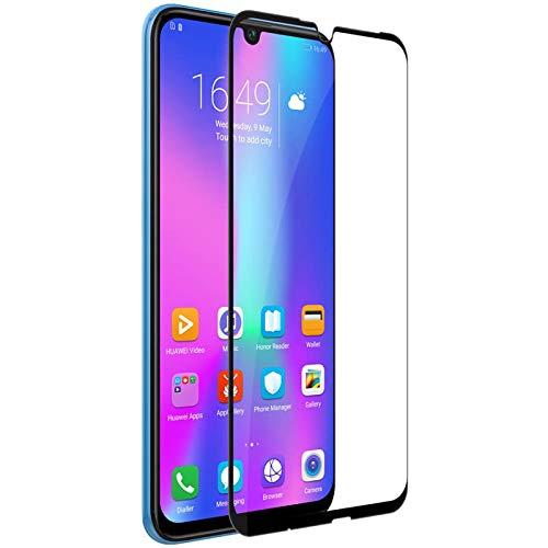 Folie sticla securizata Full Glue pentru Huawei Honor 10 Lite, Negru 1