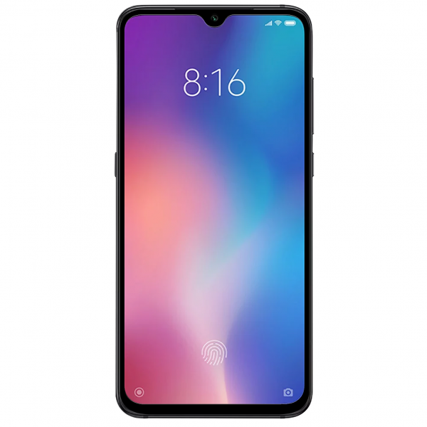 Folie sticla securizata Full Glue pentru Xiaomi Mi 9, Negru [1]