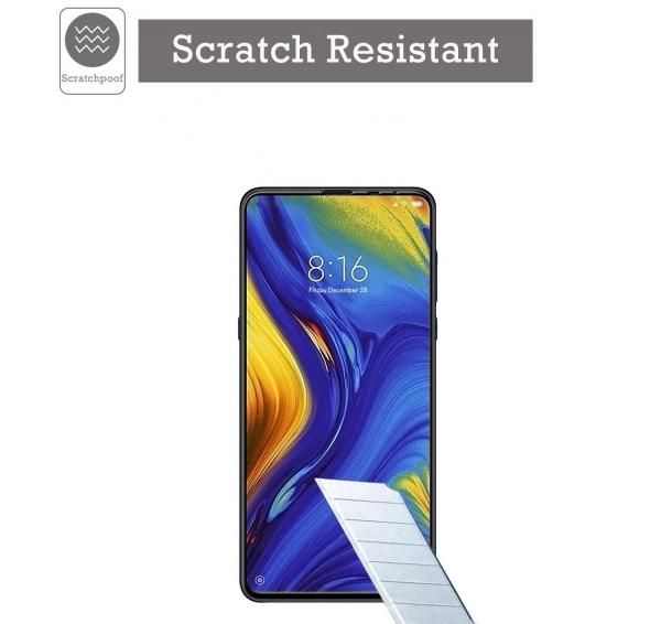 Folie sticla securizata Full Glue pentru Xiaomi Mi MIX 3, Negru 2