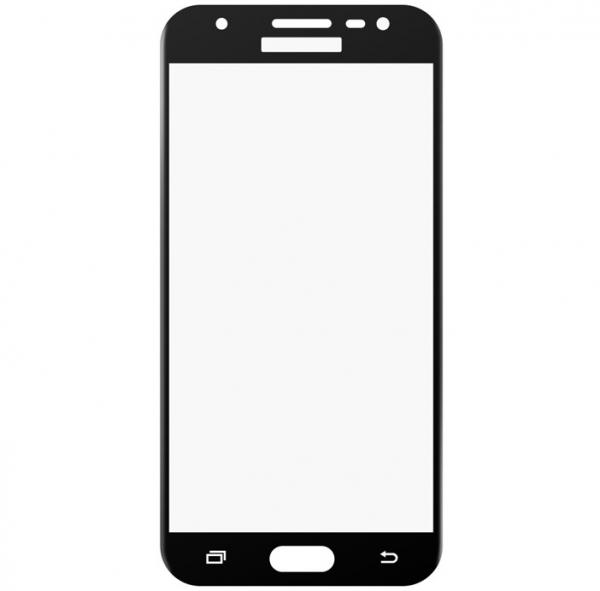 Folie sticla securizata Full Glue Samsung Galaxy J3 (2017), Black 1