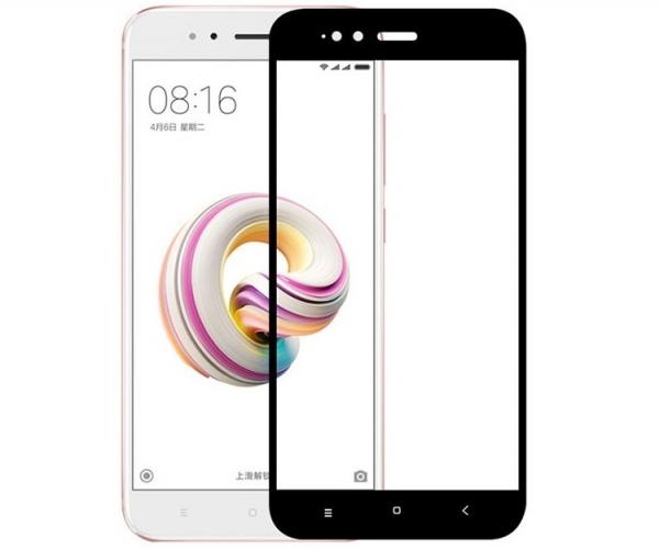 Folie sticla securizata Full Glue Xiaomi Mi A1, Black 1